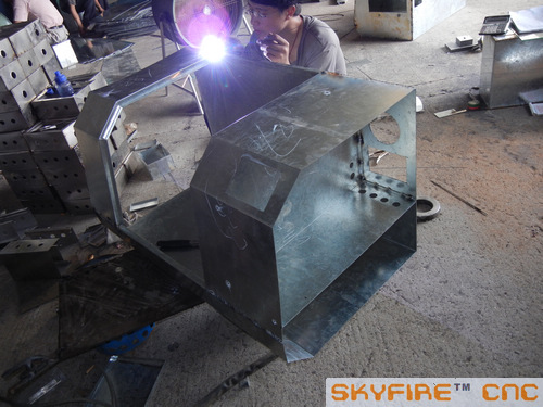 Enclosure Welding