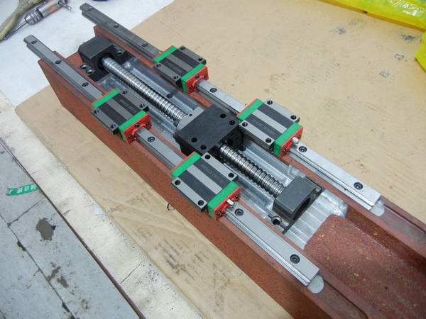 Column linear motion